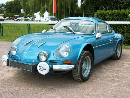 Alpine-A110-Berlinette